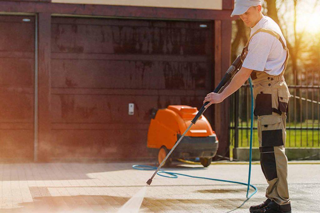 Empresa de limpieza y tratamiento de suelos