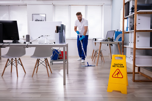 Limpieza de centros de negocios en Algeciras